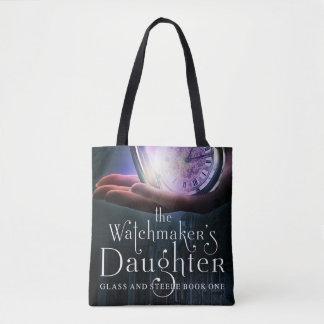Tote Bag La fille Fourre-tout de l'horloger