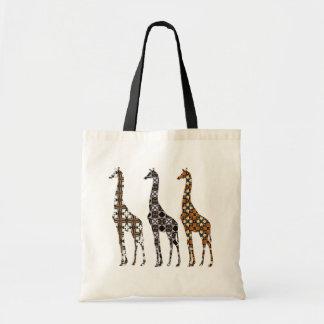 Tote Bag La girafe de Florilla