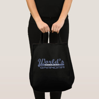 Tote Bag La grand-maman la plus fraîche du monde