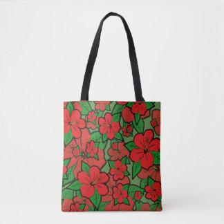 Tote Bag La ketmie fleurit #1