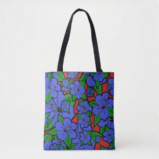 Tote Bag La ketmie fleurit #2