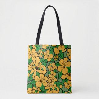 Tote Bag La ketmie fleurit #3