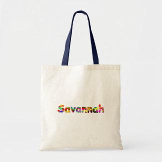 Tote Bag La savane