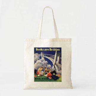 Tote Bag La semaine du livre Fourre-tout de 1946 enfants