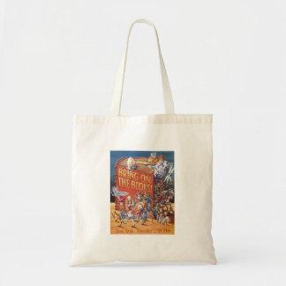 Tote Bag La semaine du livre Fourre-tout de 1984 enfants
