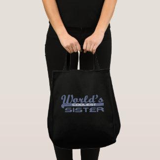 Tote Bag La soeur la plus fraîche des mondes
