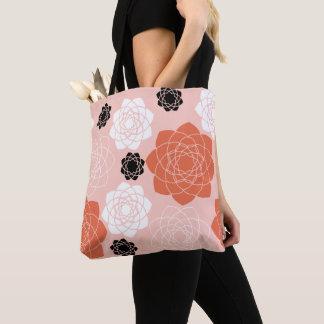 Tote Bag La symétrie succulente Fourre-tout rougissent
