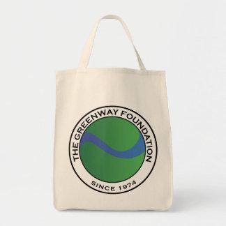 Tote Bag La toile Fourre-tout de base de Greenway