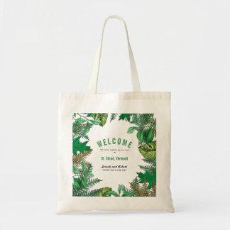 Tote Bag La verdure part de l'accueil d'événement de