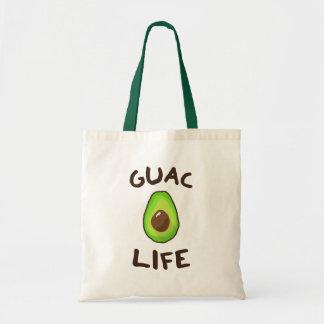 Tote Bag La VIE de GUAC (guacamole)