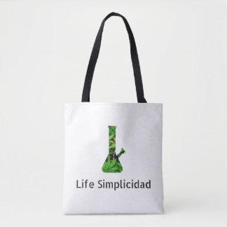 Tote Bag La vie Simplicidad Cheeba Bong