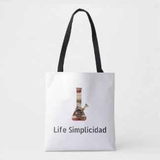 Tote Bag La vie Simplicidad Jésus Bong