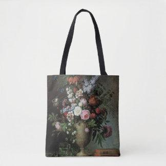 Tote Bag La vie toujours des fleurs