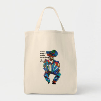 Tote Bag L'accordéoniste