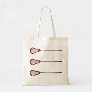 Tote Bag Lacrosse de filles