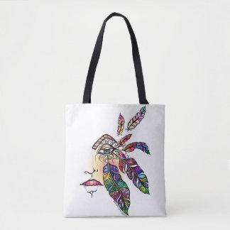 Tote Bag L'amour d'OEIL FAIT VARIER LE PAS de l'art