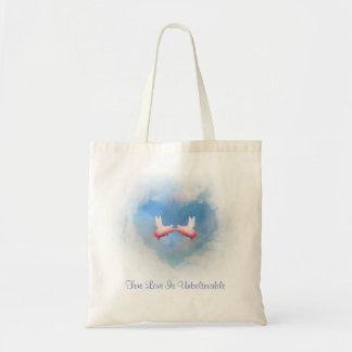Tote Bag L'amour vrai est incroyable