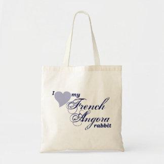Tote Bag Lapin angora français