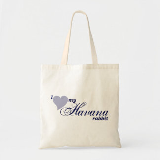 Tote Bag Lapin de La Havane