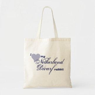 Tote Bag Lapin nain de Netherland