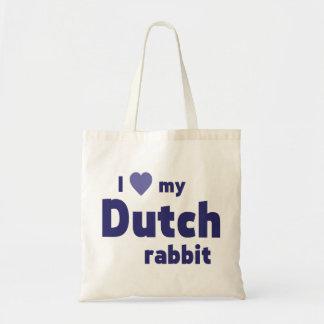 Tote Bag Lapin néerlandais