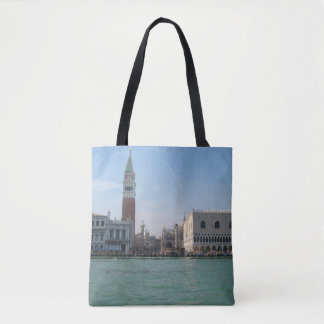 Tote Bag Le carré de St Mark du canal grand