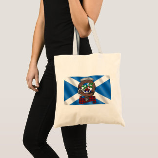 Tote Bag Le clan de Fraser Badge Fourre-tout