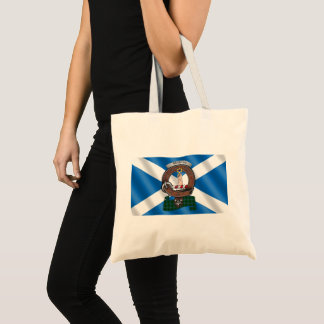 Tote Bag Le clan de Henderson Badge Fourre-tout