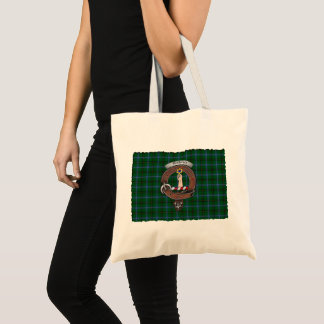 Tote Bag Le clan de Henderson Badge le tartan Fourre-tout