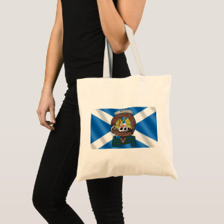 Tote Bag Le clan de Johnstone Badge Fourre-tout