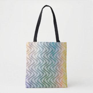 Tote Bag Le cool à la mode colore l'art abstrait