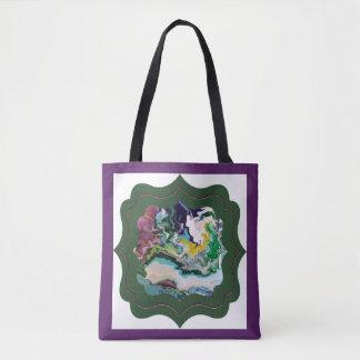 Tote Bag Le cool colore Fourre-tout deux
