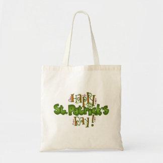 Tote Bag Le jour de Patrick de saint