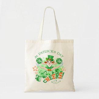 Tote Bag Le jour de St Patrick