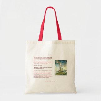 Tote Bag Le lapin de velventine - quel est vrai ?