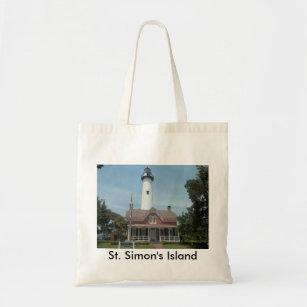 Tote Bag Le phare de St Simon