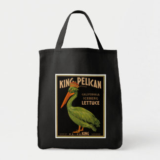 Tote Bag Le Roi Pelican Brand Lettuce