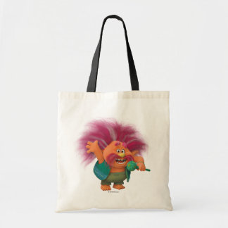 Tote Bag Le Roi Peppy des trolls |