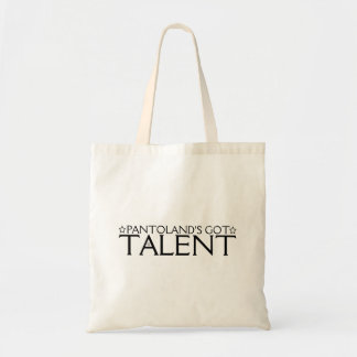 Tote Bag Le talent obtenu de Pantoland