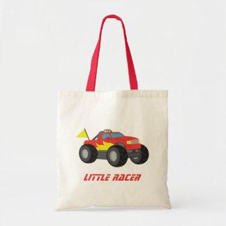 Tote Bag L'emballage des garçons rouges de camion de