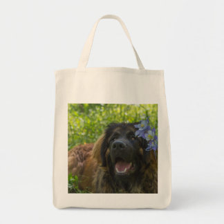 Tote Bag Leonberger Columbine