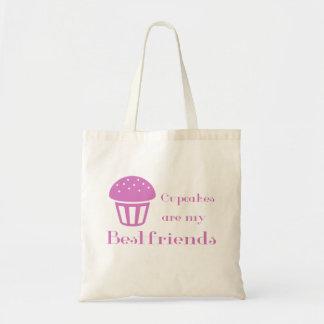 Tote Bag Les petits gâteaux sont mes bestfriends