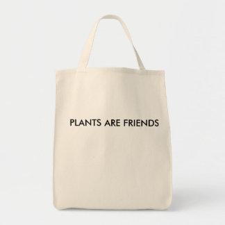 Tote Bag Les plantes sont des amis Fourre-tout