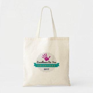 Tote Bag L'excellence offre Fourre-tout Fuchisa