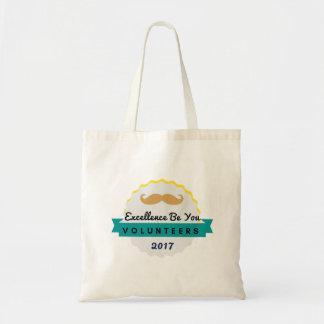 Tote Bag L'excellence offre la moustache de Fourre-tout