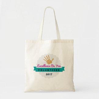 Tote Bag L'excellence offre l'or de Fourre-tout