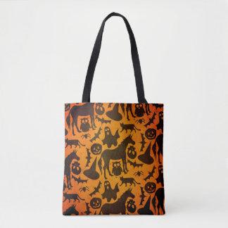 Tote Bag Licorne de spectre de Halloween