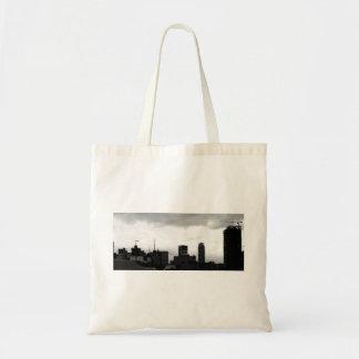 Tote Bag Ligne de ciel de ville de Manille
