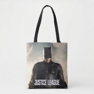 Tote Bag Ligue de justice | Batman sur le champ de bataille