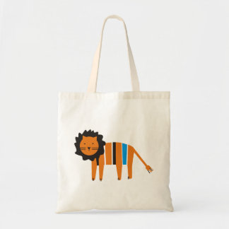 Tote Bag Lion